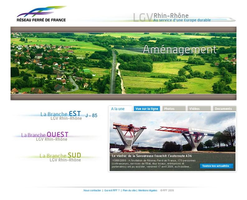 LGV Rhin-Rhône