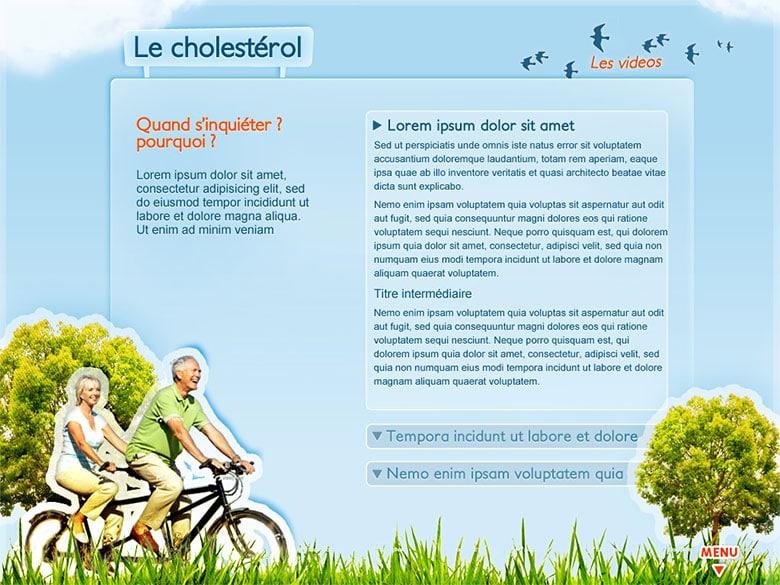 MGEN Module Cholesterol