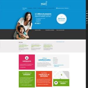 MGEN Site internet