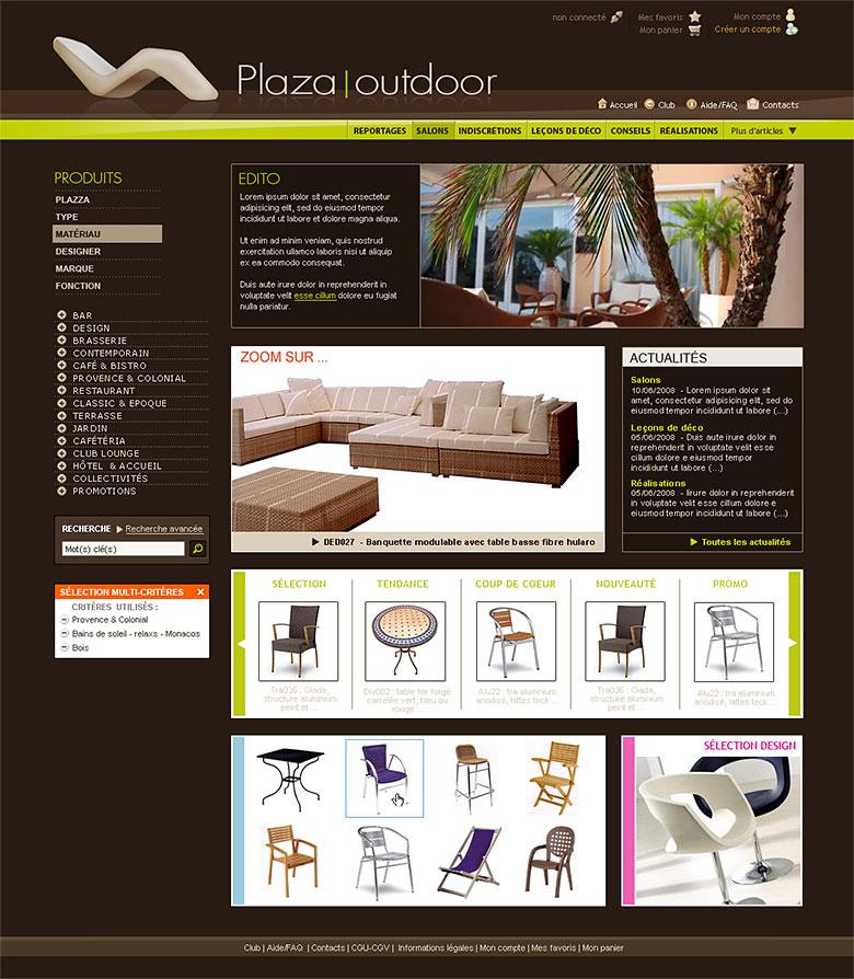Plazza Outdoor