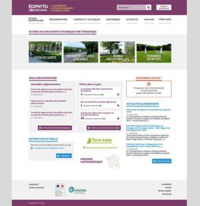 Ecophyto Pro - site internet